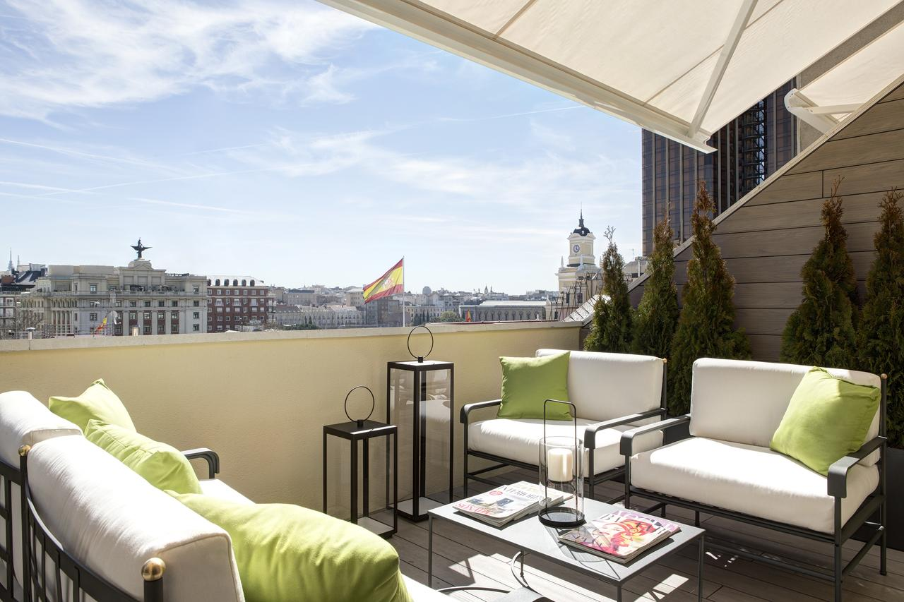 the pavilions  hotel madrid